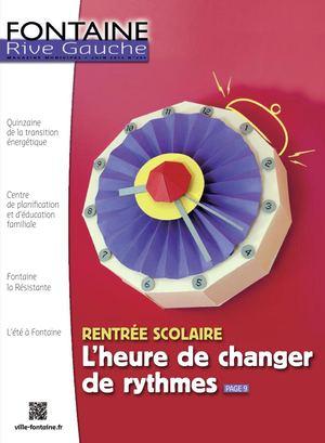 Fontaine Rive Gauche 285 Juin 2014