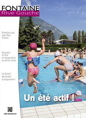 Fontaine Rive Gauche 286 Juillet-Aout 2014