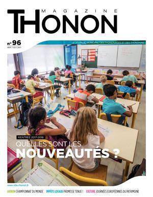 Thonon magazine n°96