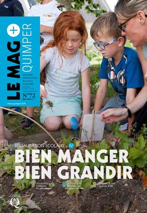 Le Mag+ Quimper n°72 - sept./oct. 2017