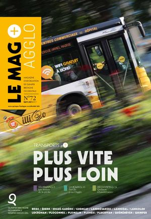 Le Mag+ Agglo n°72 - sept./oct. 2017