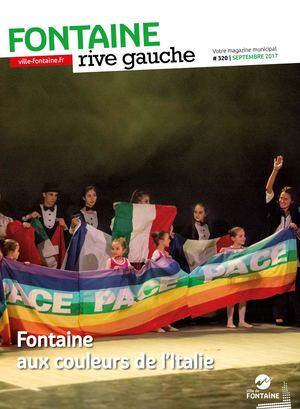 Fontaine Rive Gauche 320 Septembre 2017