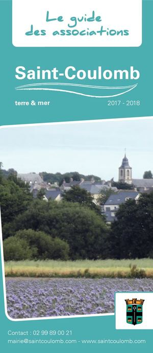 Saint Coulomb Guide  Associations 2017-2018