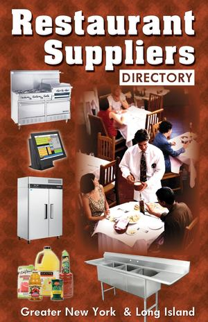Restaurant Suppliers Directory - NY & LI