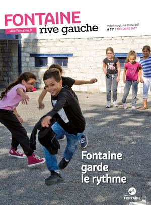 Fontaine Rive Gauche 321 Octobre 2017