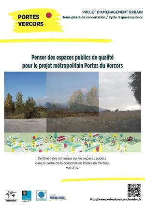 2017 Synthese Apport Habitants Espaces Publics Portes Du Vercors