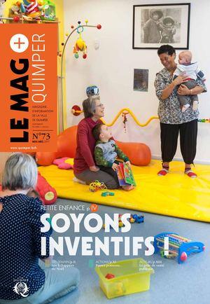 Le Mag+ Quimper n°73 - nov./déc. 2017