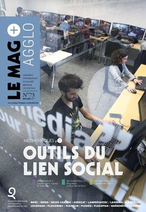 Le Mag+ Agglo n°73 - nov./déc. 2017