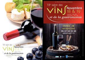 Salon des Vins et de la gastronomie 2017