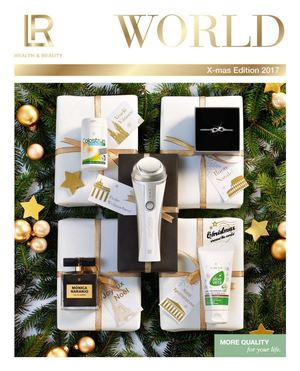 Catalogue Noel LR World Xmas 2017