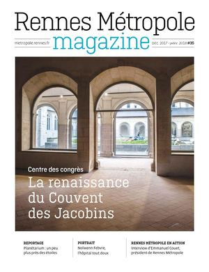calaméo - rennes metropole magazine n°35 - décembre 2017/janvier 2018