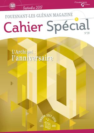 Fouesnant Magazine : Cahier Special Septembre 2017