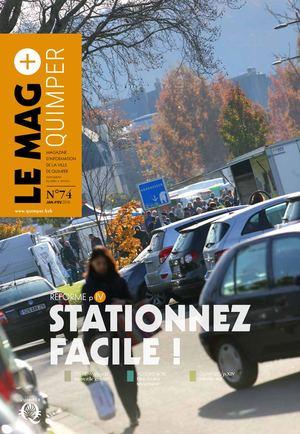 Le Mag+ Quimper n°74 - janv./fév. 2018