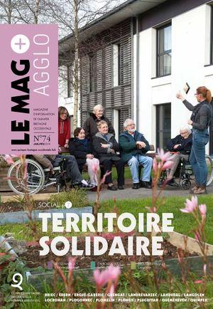 Le Mag+ Agglo n°74 - janv./fév. 2018