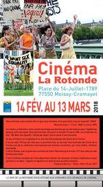 """Cinéma La Rotonde Place du 14-Juillet-1789 77550 Moissy-Cramayel 14 FÉV. AU 13 MARS 2018 Nous femmes, nous voulons être ce que nous sommes, et ne point être ce qu'on nous fait. (1869) MARIA DERAISMES – 17 AOÛT 1828 / 6 FÉVRIER 1894 Le cinéma La Rotonde a voulu rendre hommage aux femmes qui se sont battues pour l'égalité des salaires entre les sexes. Vous pourrez donc découvrir le samedi 10 mars à 20h, une projection du film """"We Want Sex Equality"""" réalisé par Nigel Cole et suivie d'une rencontre. Un peu d'histoire sur la genèse de la Journée Internationale des Droits de la Femme : C'est en août 1910 qu'est créé pour la première fois, la Journée Internationale des Droits de la Femme lors de la conférence internationale des femmes socialistes, par Clara Zetkin, militante allemande. C'est en Russie, avec la grève des ouvrières de Saint-Pétersbourg du 8 mars 1917 que cette journée prendra son envol. C'est à l'échelle mondiale qu'il faut désormais inventer de nouveaux concepts mobilisateurs"""