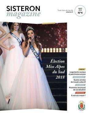 Le Magazine de Sisteron N°4 (Mars 2018)