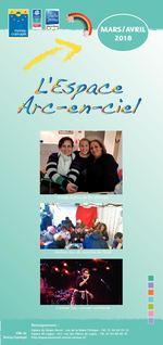 MARS/AVRIL 2018 Soirée festive de fin d'année Ateliers lors du marché de Noël L'artiste Sey, concert solidarité Renseignements : Espace du Noyer-Perrot : rue de la Mare-l'Evêque - Tél. 01 60 60 55 52 Ville de Espace de Lugny : 427, rue des Pièces de Lugny - Tél. 01 64 88 88 45 Moissy-Cramayel http://espacearcenciel.centres-sociaux.fr/