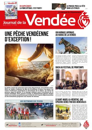 Journal de la Vendée n°239 - Mars 2018