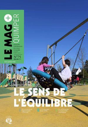Le Mag+ Quimper n°75 - mars/avr. 2018