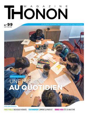 Thonon magazine n°99