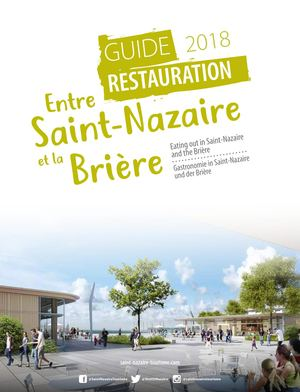 Guide Restauration Saint Nazaire Et Briere 2018