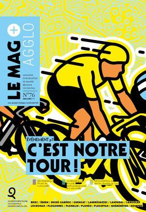 Le Mag+ Agglo n°76 - mai/juin 2018