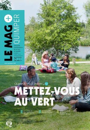 Le Mag+ Quimper n°77 - juil./août 2018