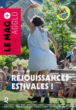 Le Mag+ Agglo n°77 - juil./août 2018