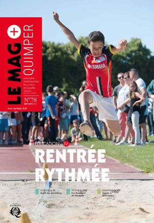 Le Mag+ Quimper n°78 - sept./oct. 2018
