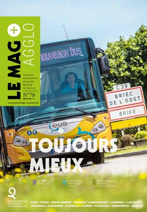 Le Mag+ Agglo n°78 - sept./oct. 2018
