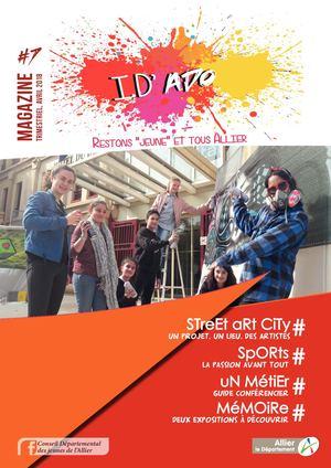 Magazine ID'Ado #7