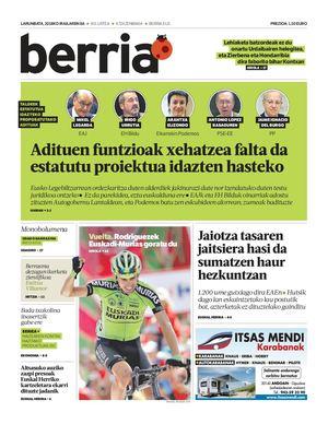 BERRIA / 2018-09-08