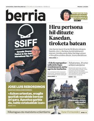 BERRIA / 2018-09-19
