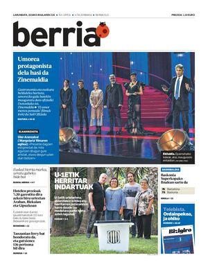 BERRIA / 2018-09-22