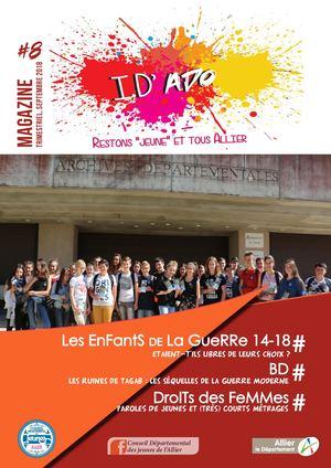 Magazine ID'Ado #8