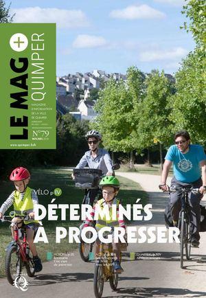 Le Mag+ Quimper n°79 - nov./déc. 2018