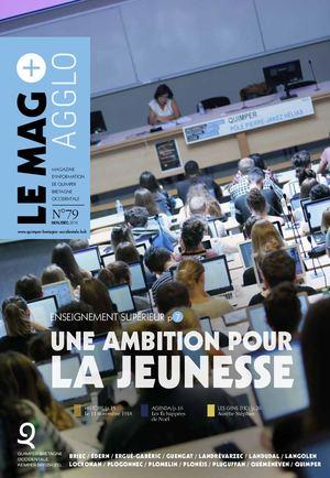 Le Mag+ Agglo n°79 - nov./déc. 2018