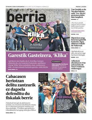 BERRIA / 2018-11-08