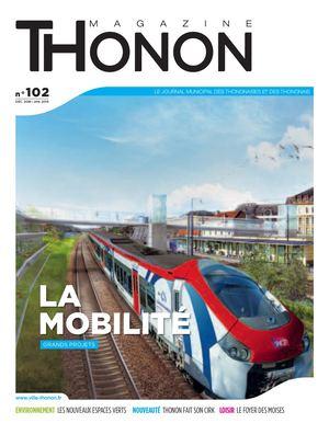 Thonon magazine n°102
