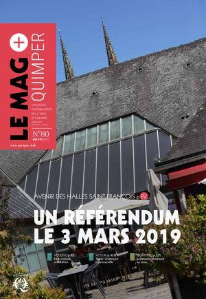 Le Mag+ Quimper n°80 - janv./fév. 2019