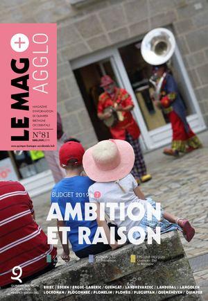 Le Mag+ Agglo n°81 - mars/avr. 2019