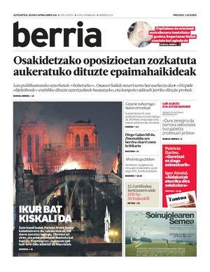 BERRIA / 2019-04-16