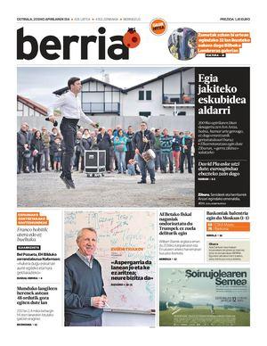 BERRIA / 2019-04-19