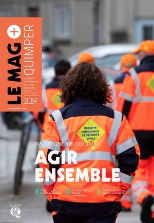 Le Mag+ Quimper n°82 - mai/juin 2019