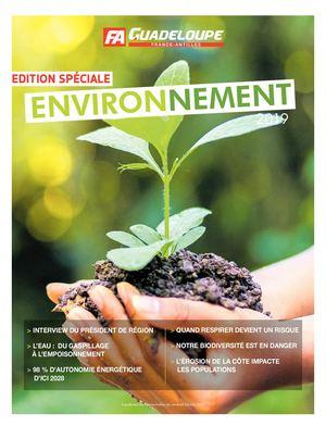 Spécial Environnement 2019 - France-Antilles Guadeloupe