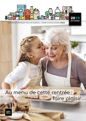 Catalogue alimentaire