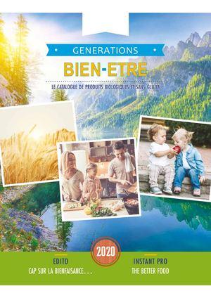 Catalogue BIEN-ETRE