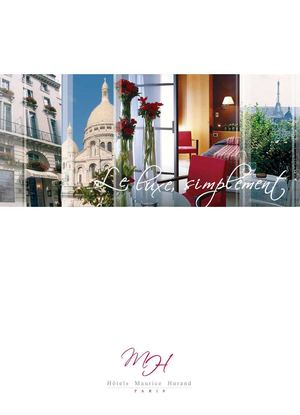 Hotels Maurice Hurand, Paris