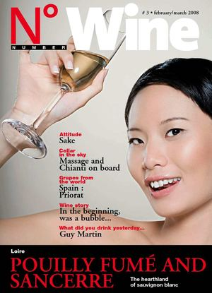 Numberwine Magazine #3 English
