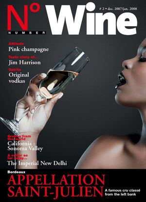 Numberwine Magazine #2 English